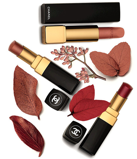Make Up Inspiriation: Chanel, les Automnales